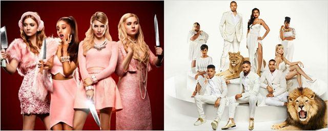 Scream Queens e Empire são renovadas pela FOX