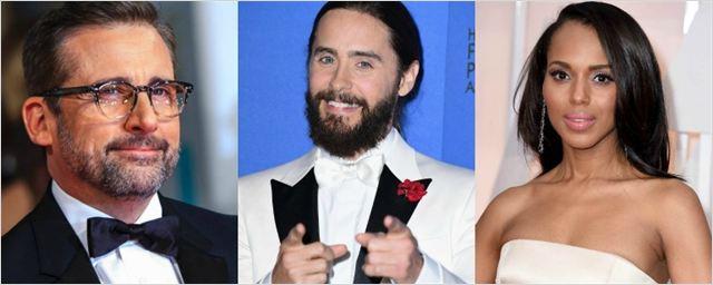 Oscar 2016: Jared Leto, Steve Carell e Kerry Washington aparecem na segunda lista de apresentadores