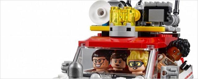 LEGO apresenta coleção inspirada em As Caça-Fantasmas!