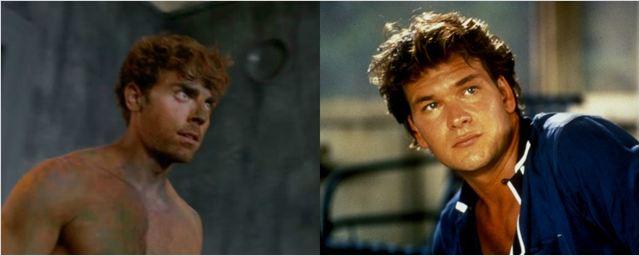 Escolhido o substituto de Patrick Swayze no remake televisivo de Dirty Dancing