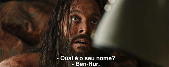 Remake de Ben-Hur apresenta trailer repleto de ação!