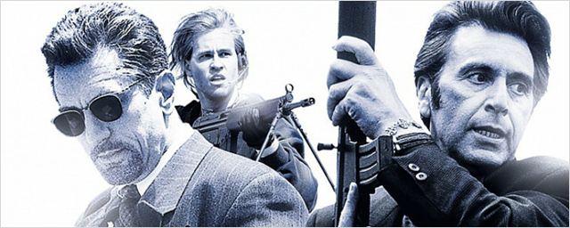 Michael Mann prepara prelúdio de Fogo Contra Fogo