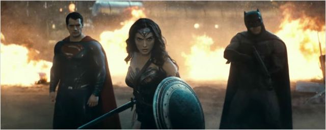 Vídeo mostra antes e depois dos efeitos especiais de Batman Vs Superman - A Origem da Justiça