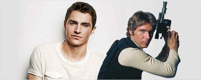 Dave Franco fala sobre os testes para o filme de Han Solo