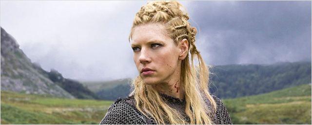 A Torre Negra escala musa de Vikings, Katheryn Winnick