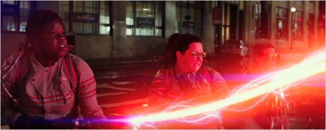 """Caça-Fantasmas: Trailer bate recorde de marcações """"não gostei"""" no YouTube"""