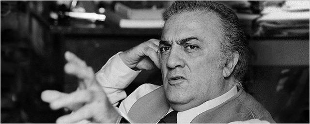 Fellini Black and White: Mark Gordon vai produzir filme sobre a visita do cineasta italiano a Hollywood