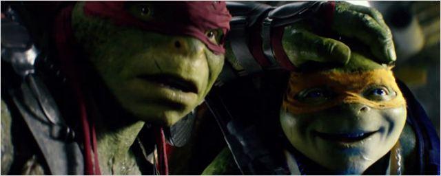Novo trailer de As Tartarugas Ninja: Fora das Sombras exalta as qualidades de seus protagonistas