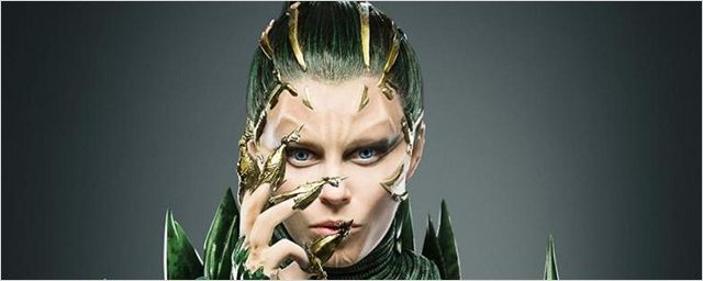 Fãs notam semelhanças entre o figurino da vilã Rita Repulsa e o controverso uniforme dos Power Rangers