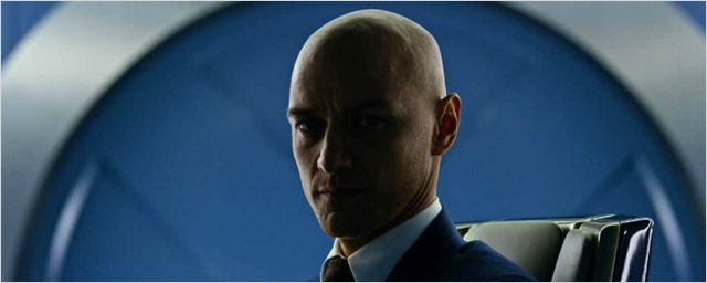 Veja o momento em que James McAvoy raspa a cabeça para se tornar o Professor Xavier em X-Men: Apocalipse