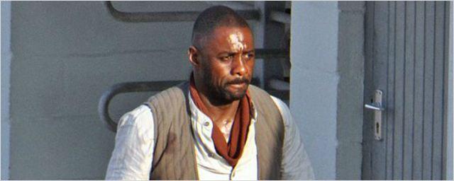 A Torre Negra: Veja as primeiras fotos de Idris Elba como o pistoleiro Roland Deschain no set de filmagens