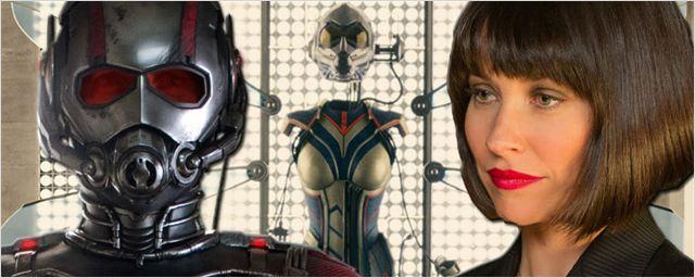 Vespa ganha espaço e um novo alterego nos quadrinhos da Marvel por causa do filme Homem-Formiga