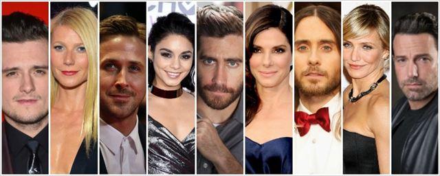 Top 5: Casais de Hollywood que você já tinha esquecido que estiveram juntos