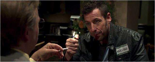 Adam Sandler é um vigarista mortal no trailer final para maiores de Zerando a Vida