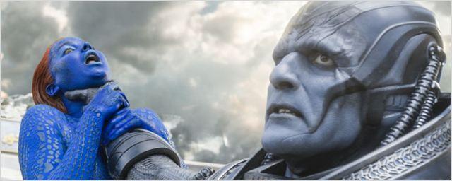 Bryan Singer teve participação em X-Men: Apocalipse e você provavelmente não notou