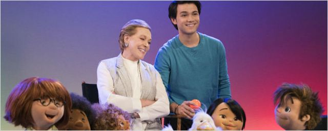 Julie Andrews terá programa infantil na Netflix