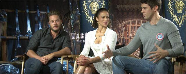 Entrevista exclusiva: Protagonistas falam sobre Warcraft - O Primeiro Encontro de Dois Mundos