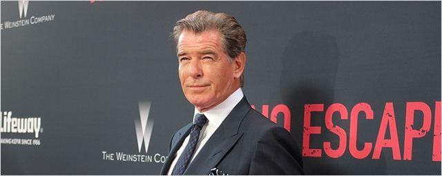 Pierce Brosnan vai substituir Sam Neill como protagonista de The Son