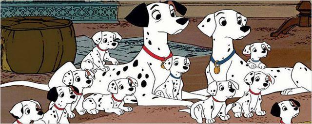 Como A Guerra dos Dálmatas salvou as animações da Disney