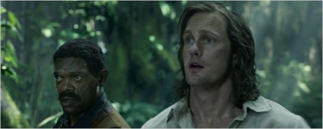 Trailer final de A Lenda de Tarzan é uma imersão na natureza selvagem