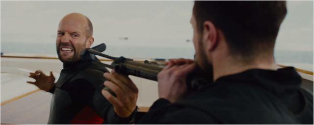 Muitas explosões no primeiro trailer de Assassino a Preço Fixo 2 - A Ressurreição