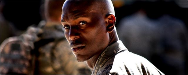 Tyrese Gibson confirma retorno em Transformers: The Last Knight