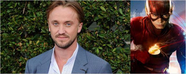 Tom Felton ganha papel recorrente em The Flash