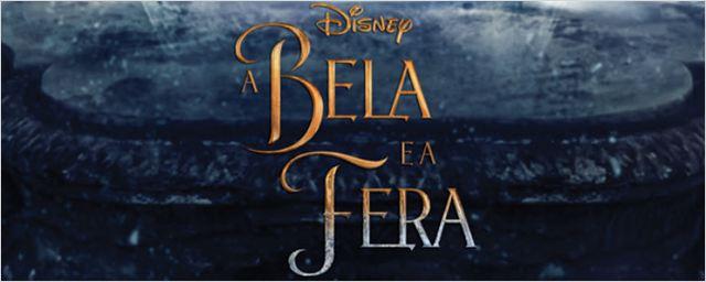 Vem ver o primeiro cartaz nacional de A Bela e a Fera!