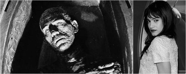 Veja as primeiras imagens de Sofia Boutella no set de A Múmia