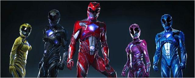 Power Rangers: Veja nova foto dos heróis uniformizados!