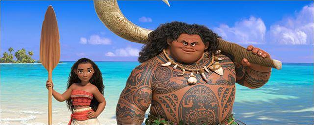 Conheça os personagens de Moana, nova animação da Disney