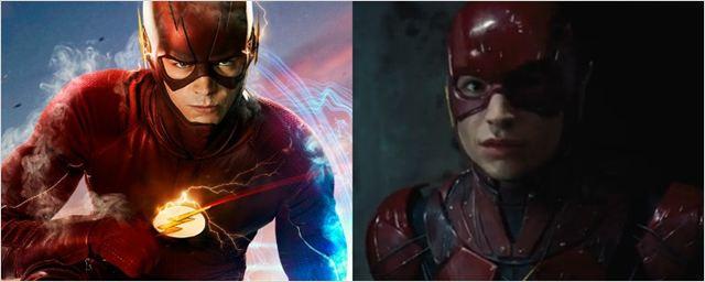 Grant Gustin mostra mais uma vez que não tem rivalidade com Ezra Miller sobre papel de Flash