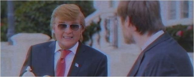 Falso documentário sobre Donald Trump estrelado por Johnny Depp estreia na Netflix