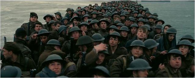 Saiu o primeiro teaser de Dunkirk, drama sobre a Segunda Guerra Mundial dirigido por Christopher Nolan