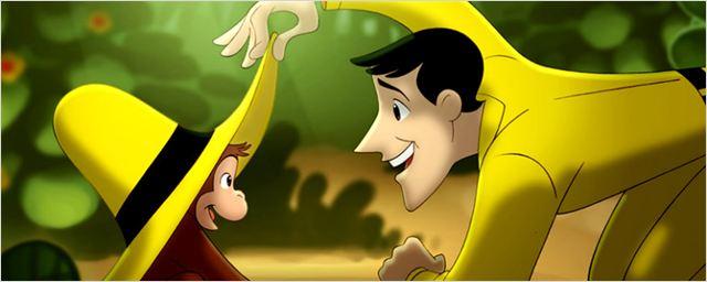 Diretor de Shrek está próximo do filme com atores de George, o Curioso