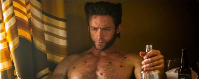 Hugh Jackman mostra visual envelhecido para Wolverine 3