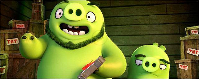 Bill Hader e processo de dublagem tem destaque nos extras de Angry Birds - O Filme