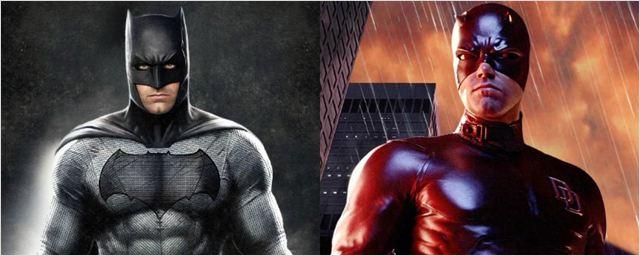 Top 5: Atores que já viveram heróis da DC e da Marvel