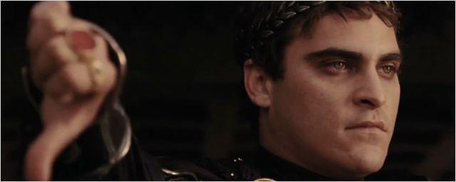 Trailer honesto de Gladiador compara personagem de Joaquin Phoenix com Jaime Lannister