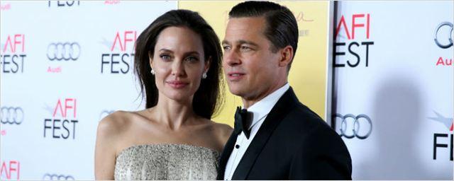 O mundo reage à separação de Brad Pitt e Angelina Jolie