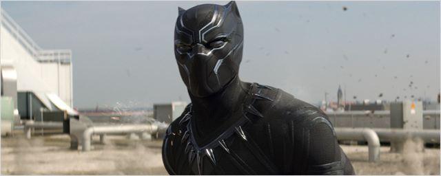 Você sabia? O uniforme de Pantera Negra em Capitão América: Guerra Civil foi criado digitalmente