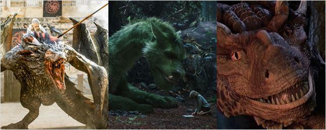 Top 5: Dragões marcantes do cinema e da TV