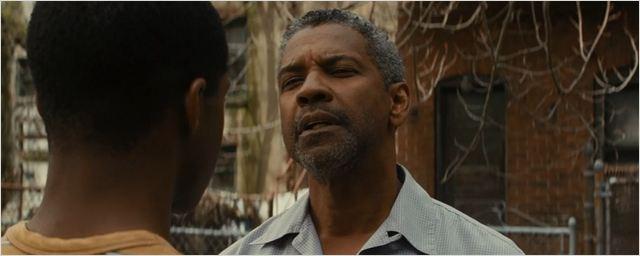 Denzel Washington arrepia com lição de moral no trailer de Fences