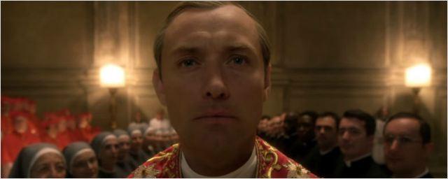 Jude Law quer revolucionar o Vaticano em novo teaser de The Young Pope