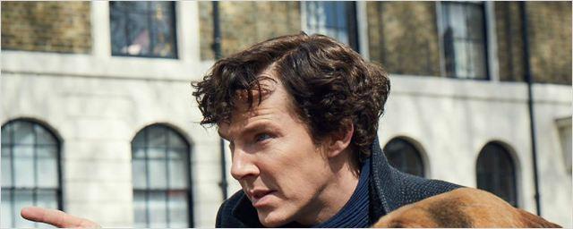 Benedict Cumberbatch fala se a quarta temporada de Sherlock será a última