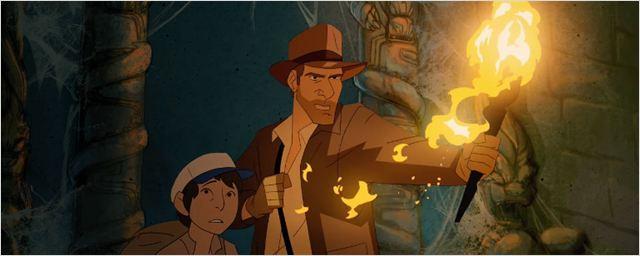 Indiana Jones ganha versão em animação feita por fã!
