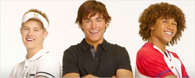 Os rapazes de High School Musical se reencontram em foto publicada por Zac Efron