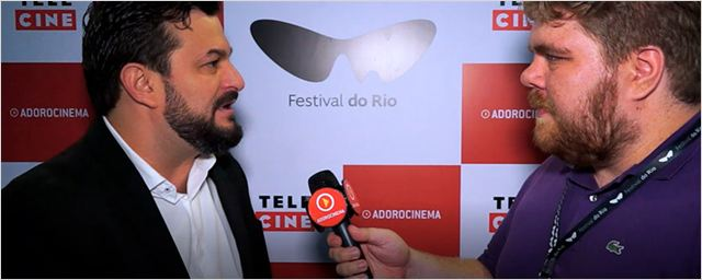 Festival do Rio 2016: David Schürmann e Marcello Antony falam sobre Pequeno Segredo (Exclusivo)