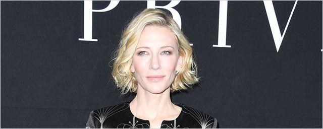 """Cate Blanchett fala sobre Lucille Ball, Ocean's Eight e Thor 3: """"Chega uma idade em que você não interpreta mais heroínas"""""""
