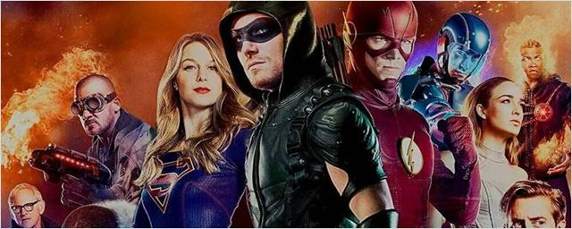 Marc Guggenheim revela o título do crossover entre Arrow, The Flash, Legends of Tomorrow e Supergirl